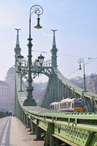 Szechenyi Bridge