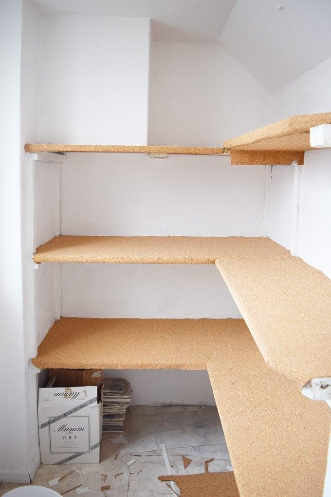 DIY Pantry Upgrade