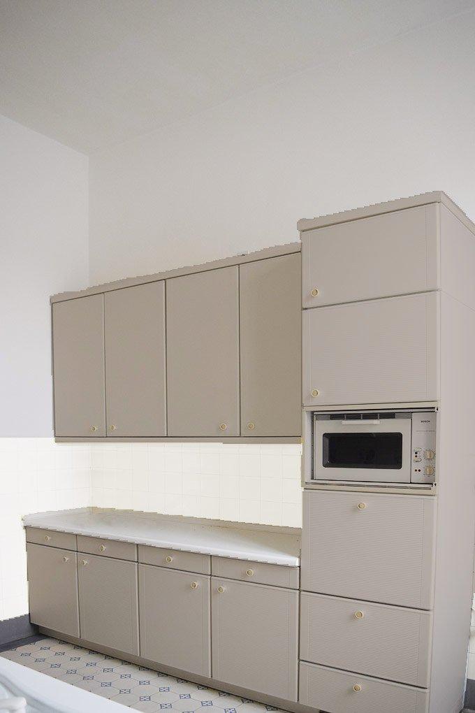 Kitchen Makeover - Option 4 - Soft Grey