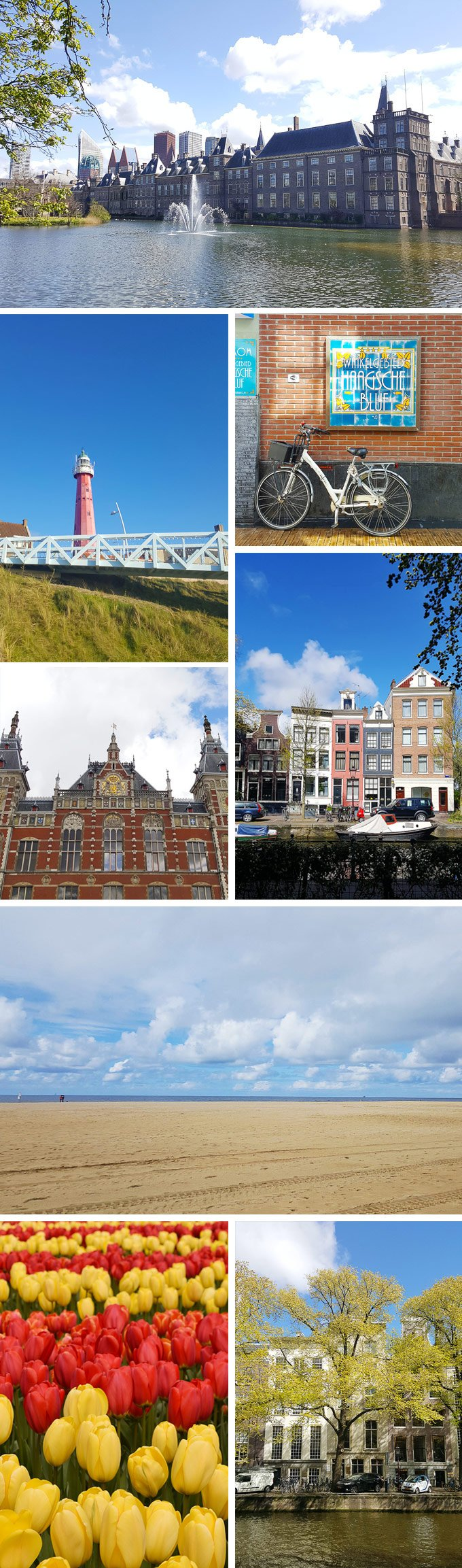 A Week In Holland