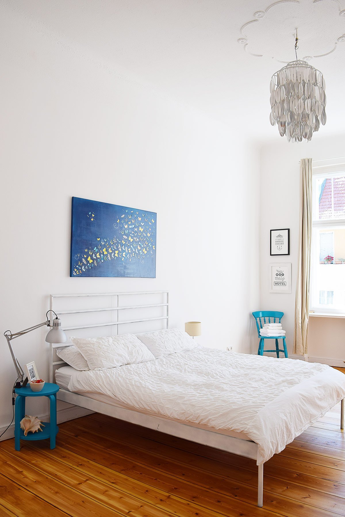 Guest Bedroom In Progress | Little House On The Corner