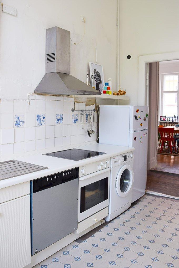 Adding A Dishwasher