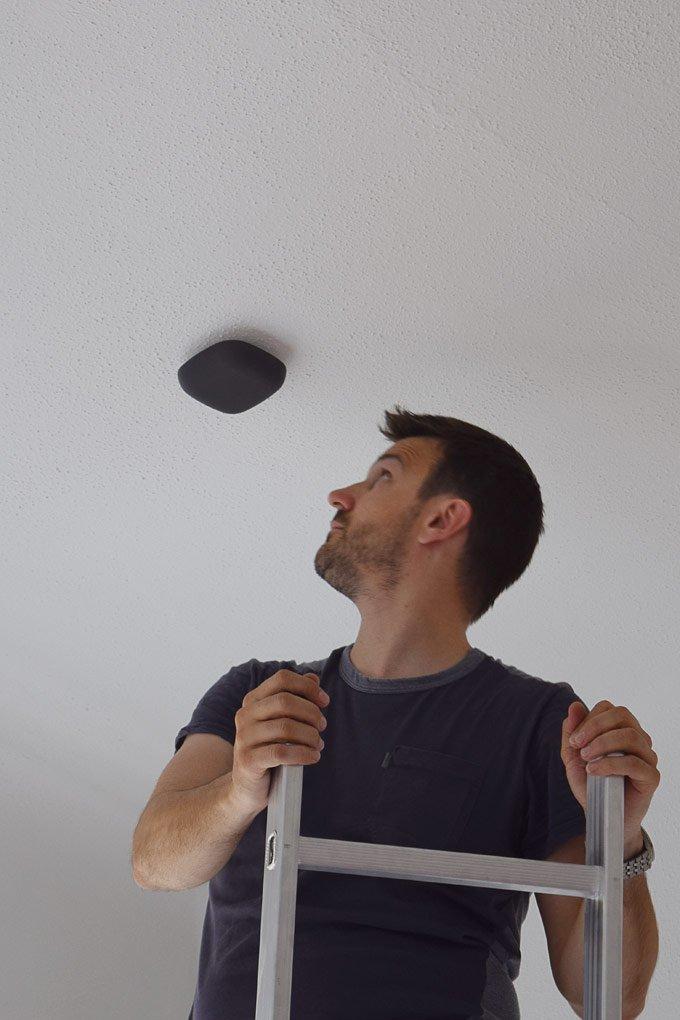 Jalo Helsinki Smoke Detector - Kupu