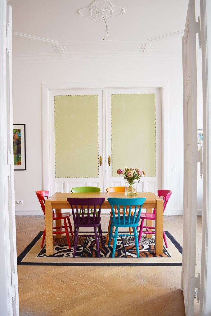 Dining Room Before | Little House On The Corner