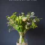 DIY Concrete Dipped Vase