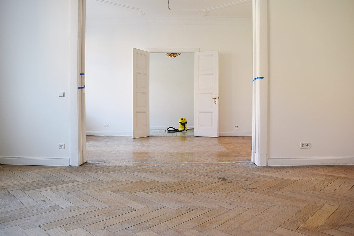 Berlin Apartment Before | Little House On The Corner