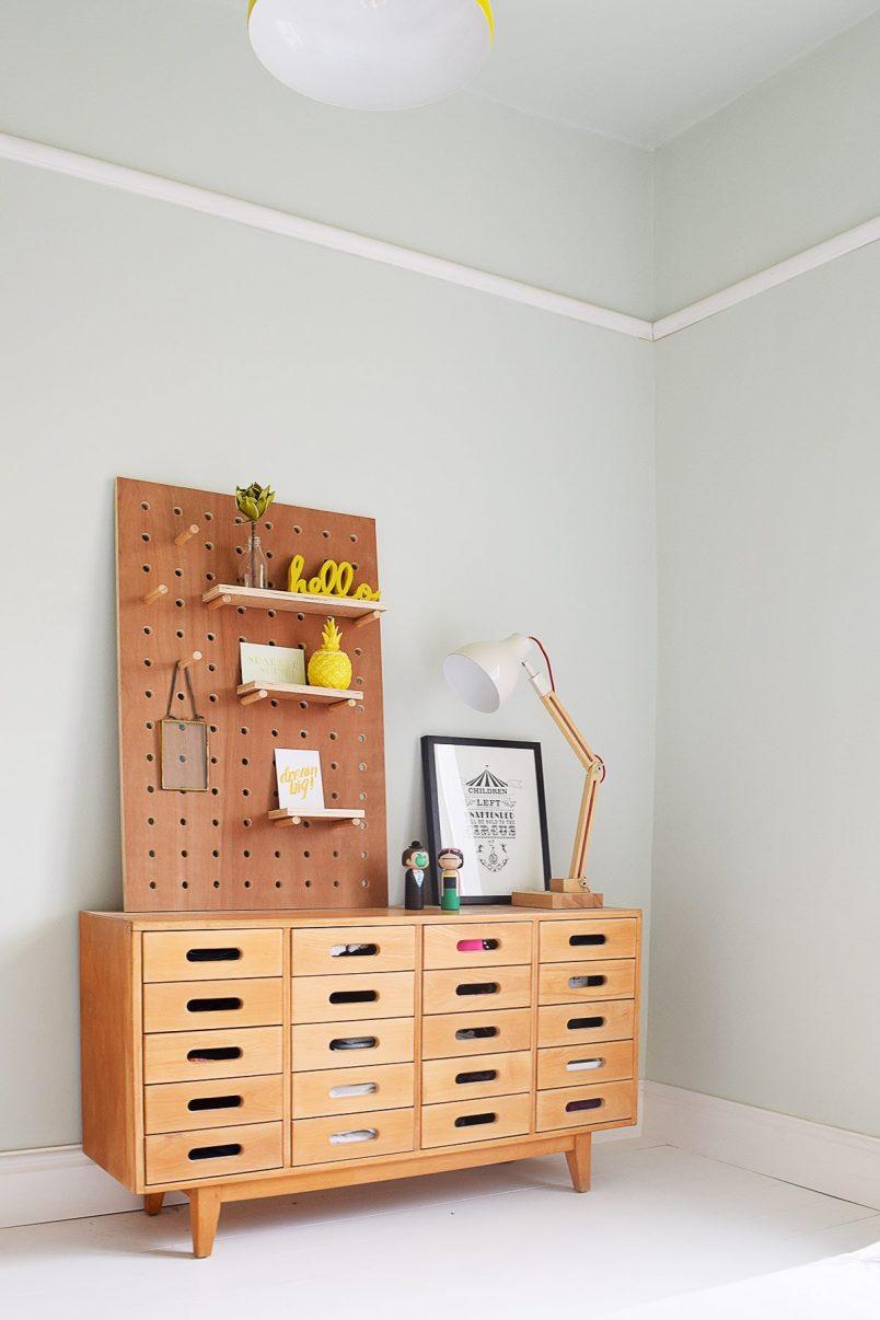 DIY Plywood Floor | Little House On The Corner