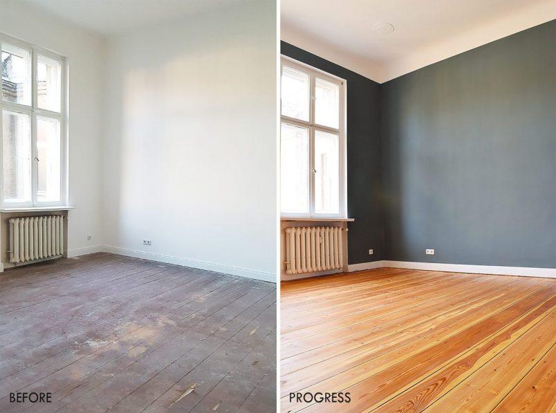 Master Bedroom Progress | Little House On The Corner