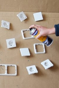 How To Paint Switches & Sockets | Little House On The Corner