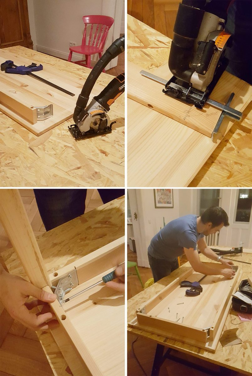 Cutting Down Table | Little House On The Corner