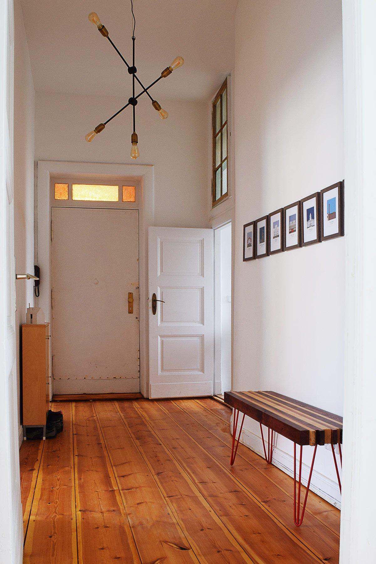 Hallway In Progess | Little House On The Corner