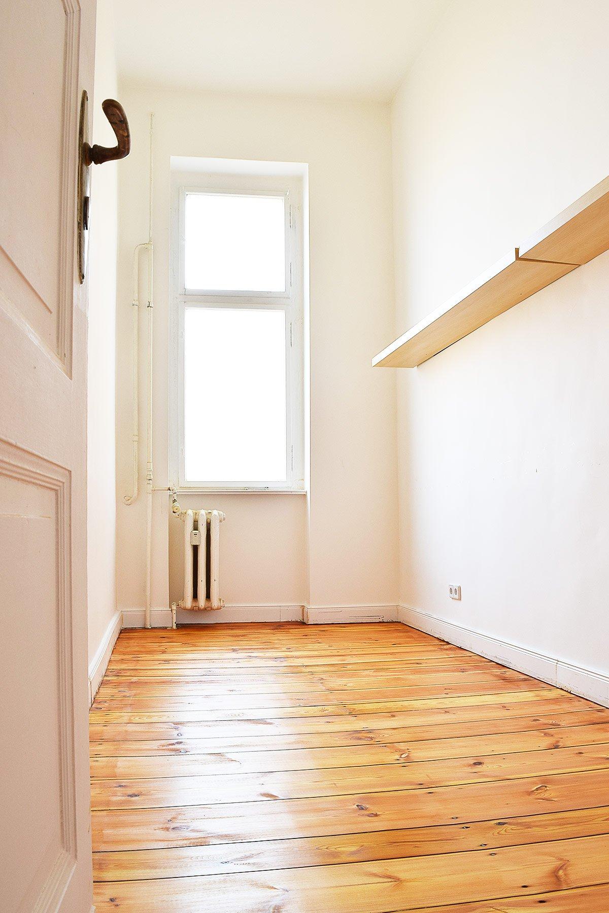 Dessing Room - Before | Little House On The Corner