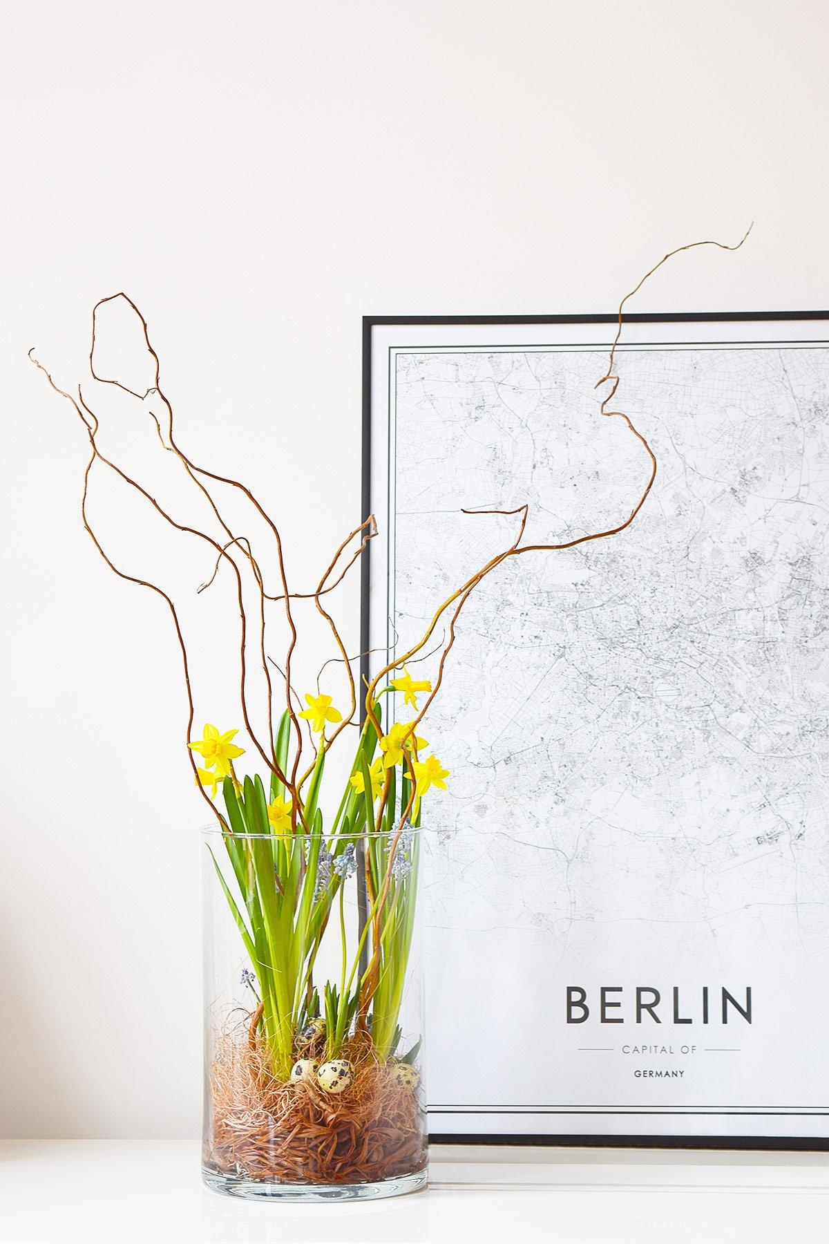 Spring Vase | Little House On The Corner