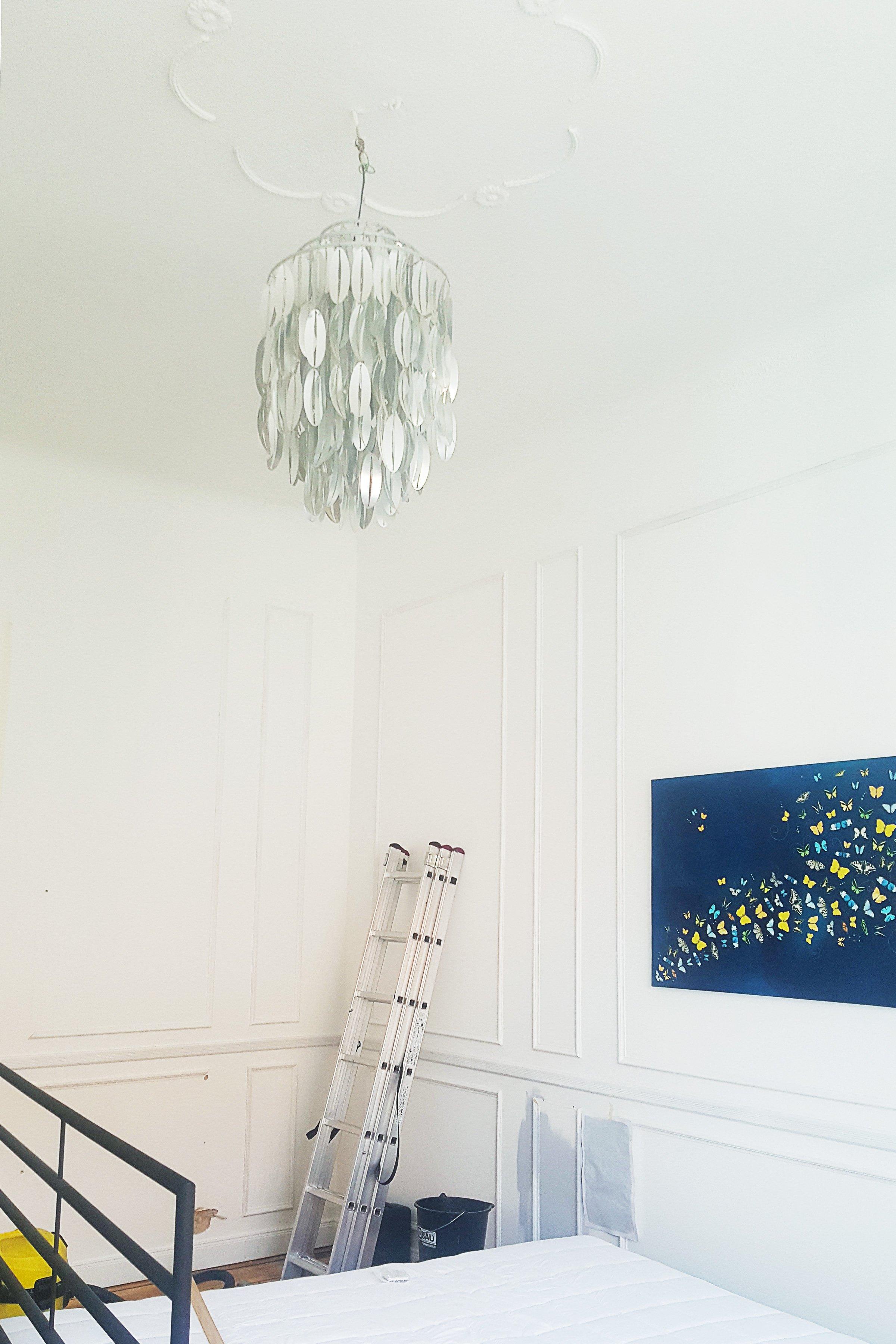 Bedroom Makeover In Progress | Little House On The Corner