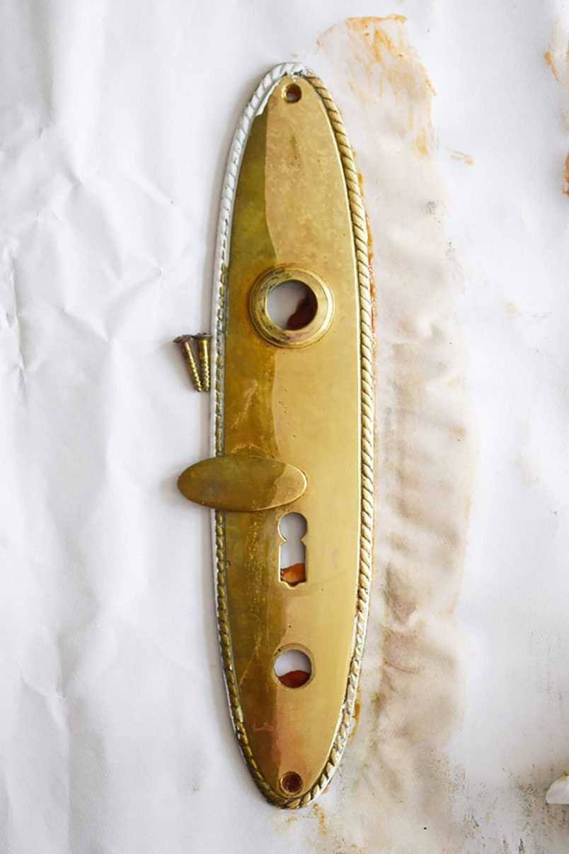 Ultimate Guide: How To Clean Brass - Ketchup | Little House On The Corner