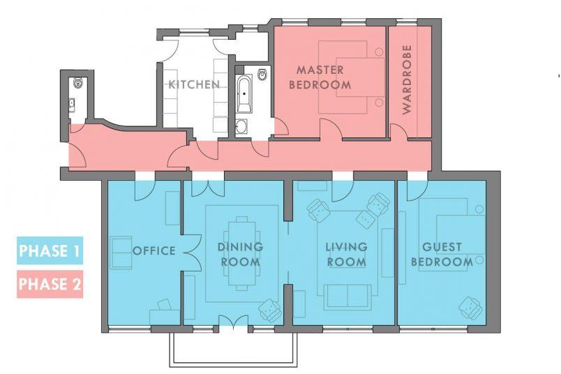 Floorsanding Phases | Little House On The Corner