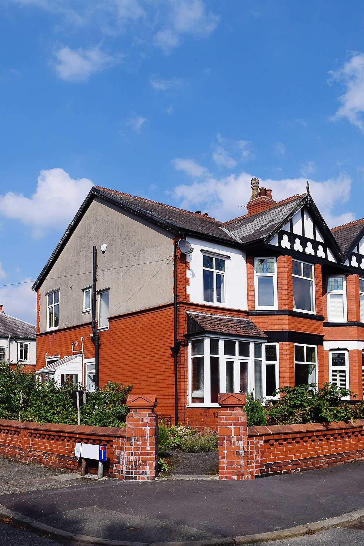 Edwardian House | Little House On The Corner