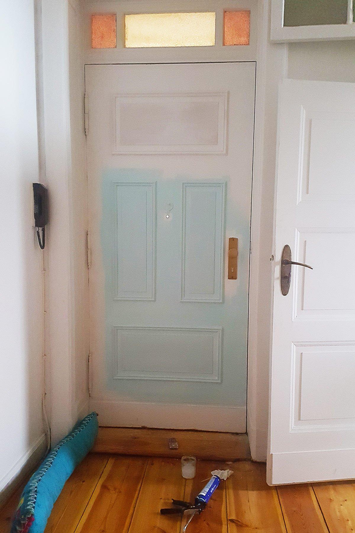 Statement Door - Colour Fail | Little House On The Corner