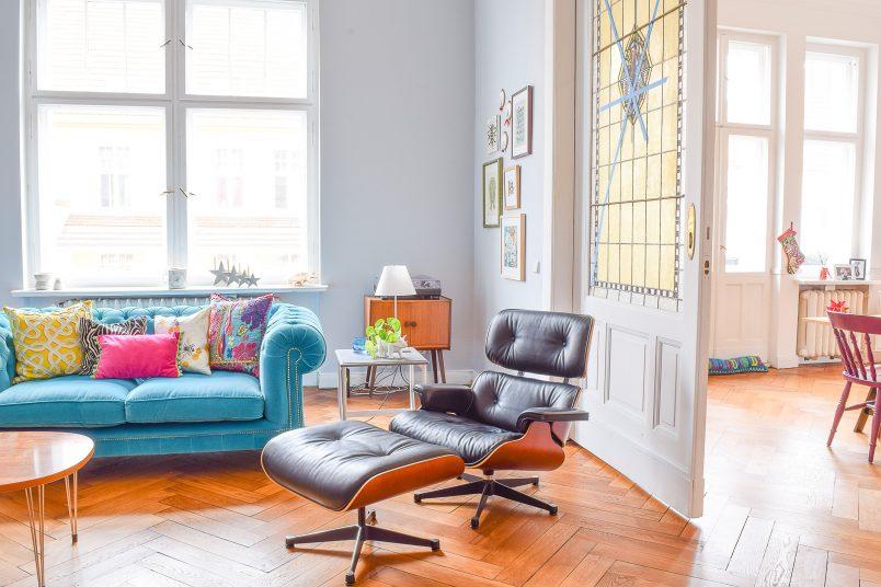 Living Room | Little House On The Corner