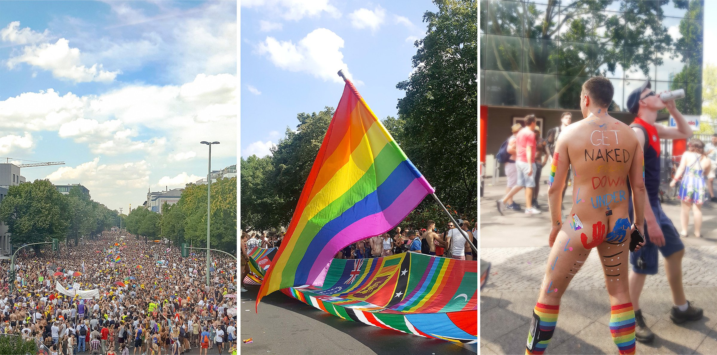 Berlin Pride | Little House On The Corner