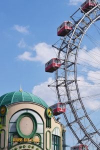 Riesenrad im Prater Wien | Little House On The Corner