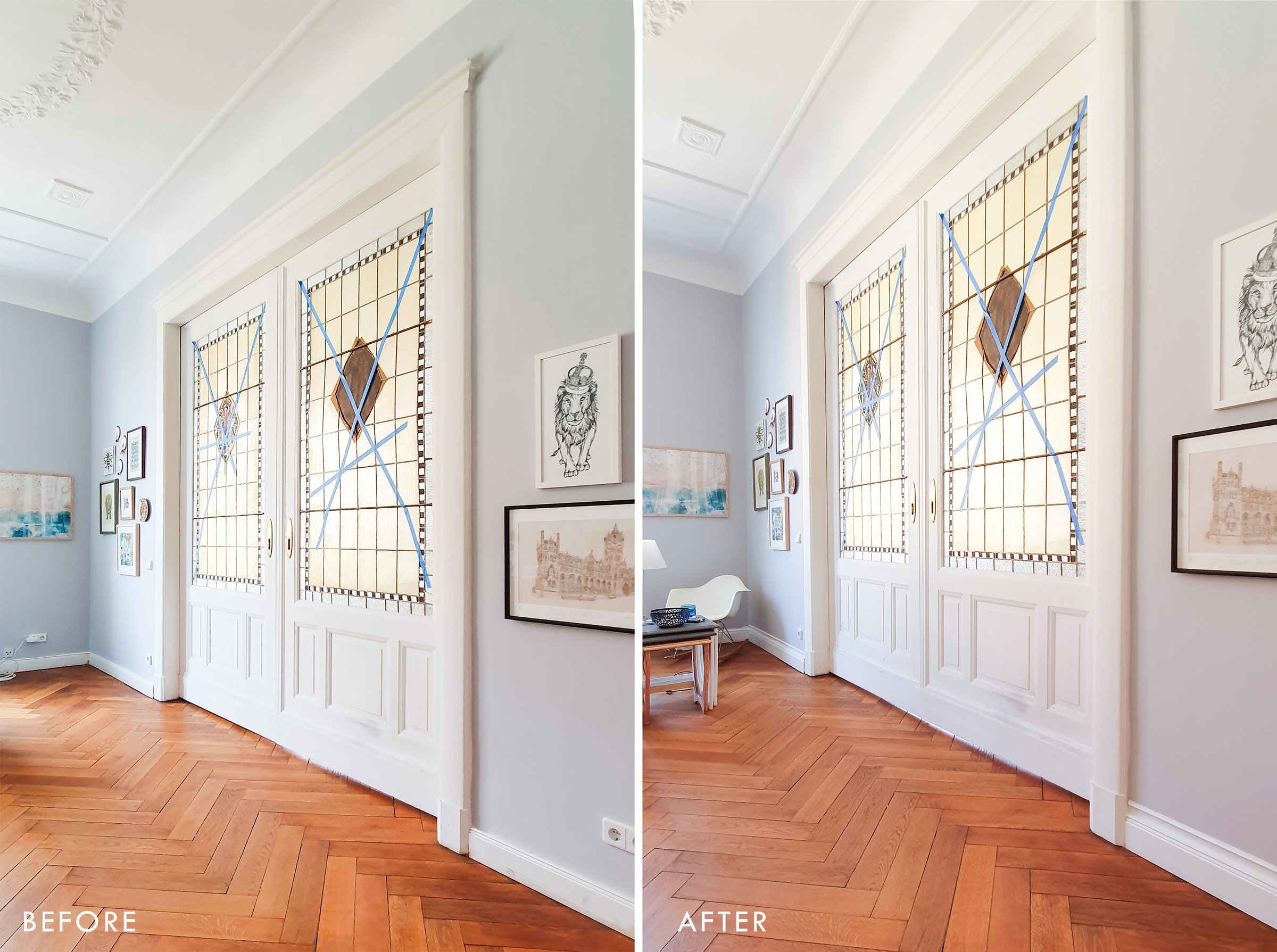 How To Choose Skirting Boards For Your Home | Little House On The Corner