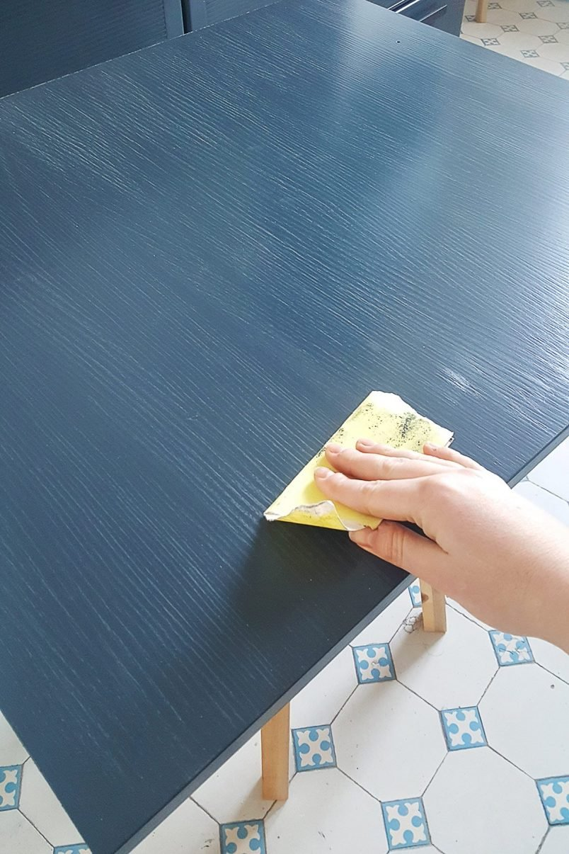 How To Paint Laminate Kitchen Cupboards