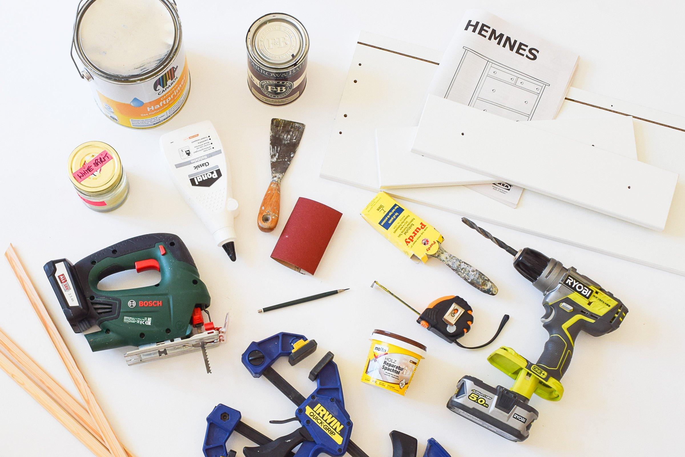 Ikea Hemnes Hack | Little House On The Corner