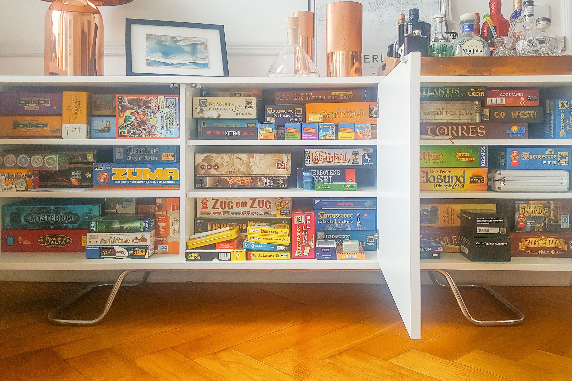 Our Geeky Secret | 10 Board Games To Play With Friends & Family | Little House On The Corner