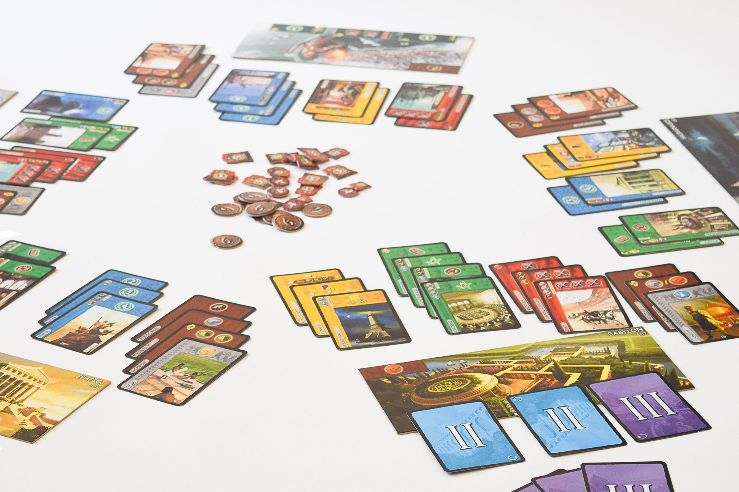 10 Board Games To Play With Friends & Family | 7 Wonders | Little House On The Corner