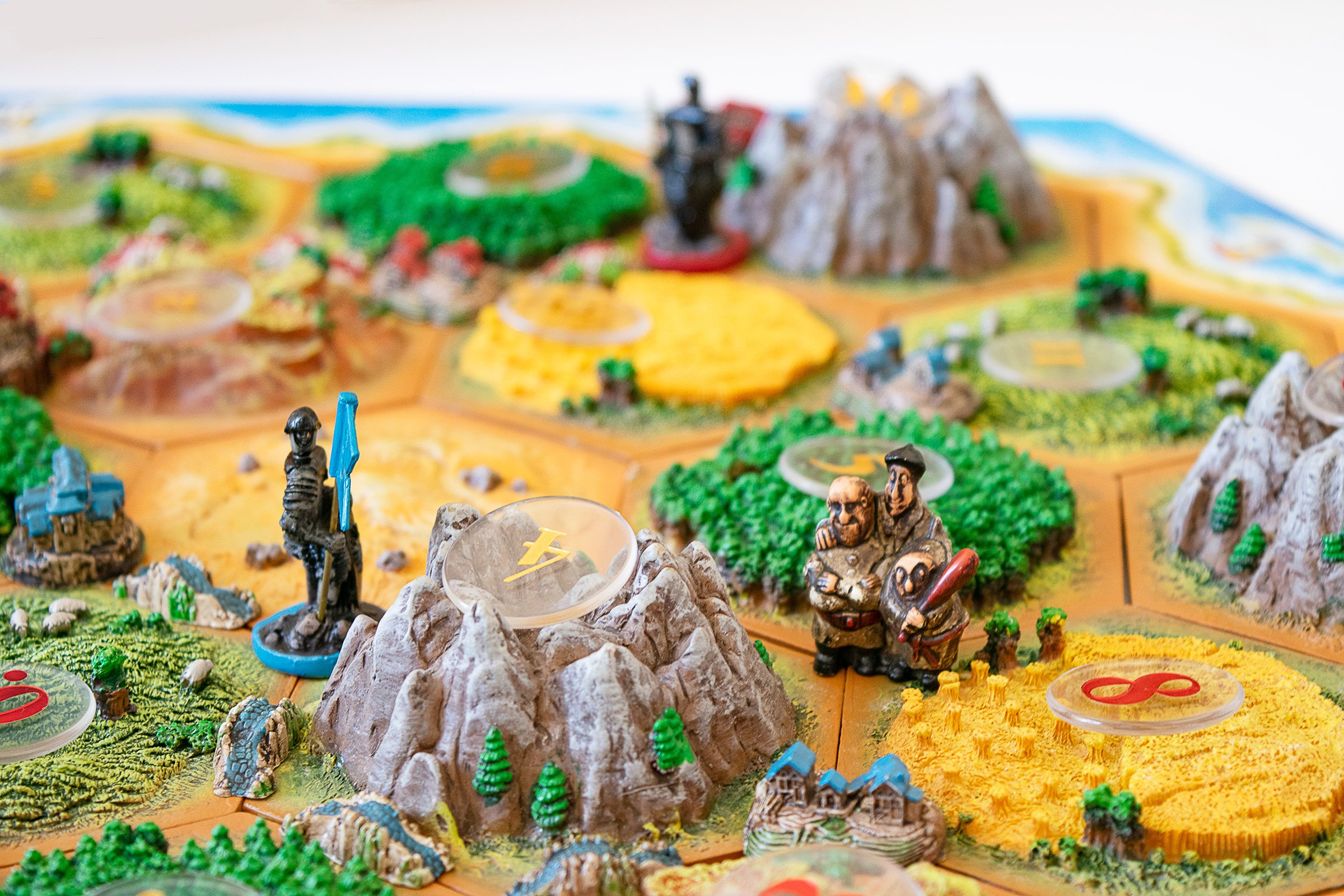 10 Board Games To Play With Friends & Family | Catan | Little House On The Corner