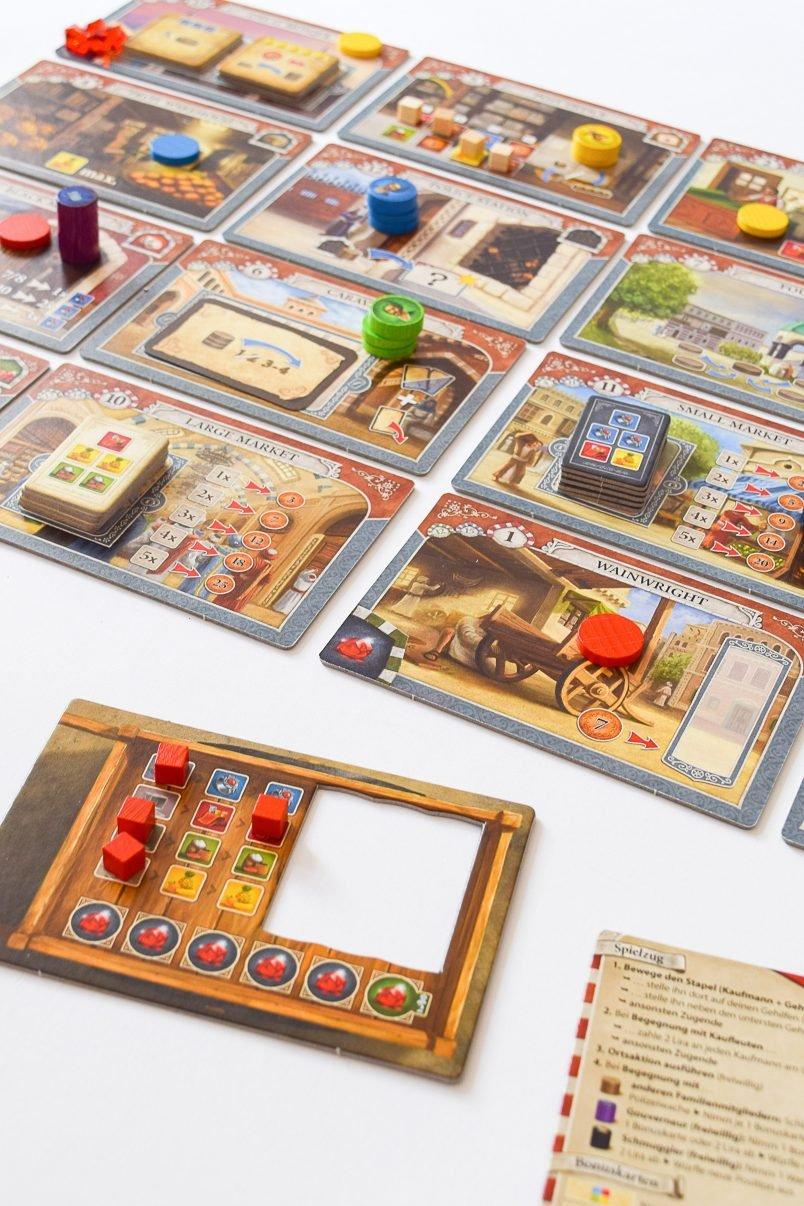 8 Board Games To Play With Friends & Family | Istanbul | Little House On The Corner