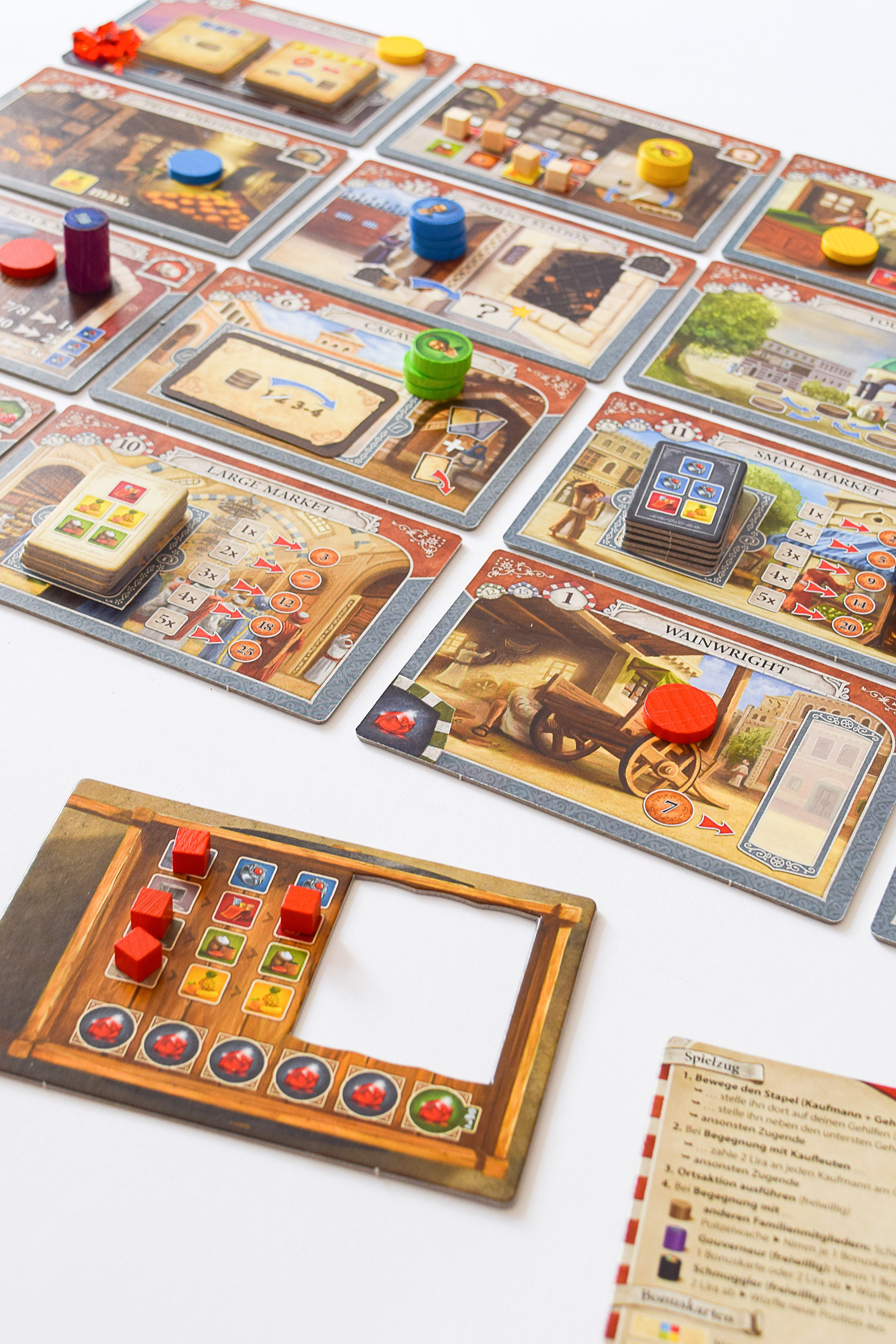 10 Board Games To Play With Friends & Family | Istanbul | Little House On The Corner