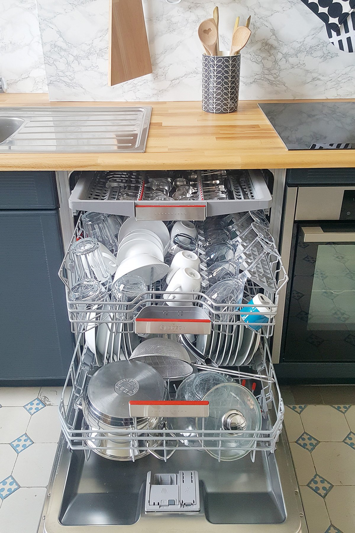 Bosch Series 6 Dishwasher Review | Little House On The Corner