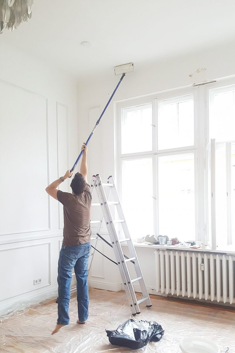What To Do When You've Chosen The Wrong Paint Colour?