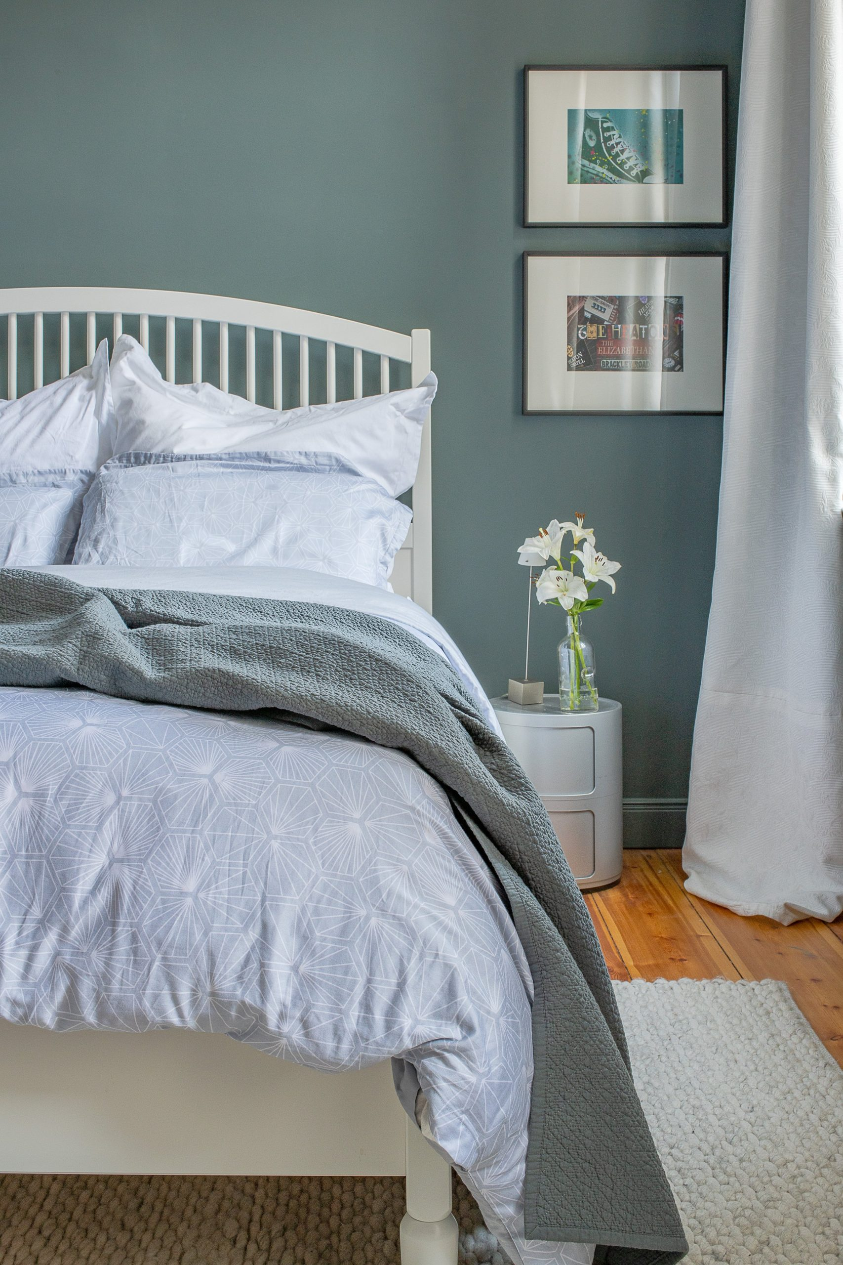 Christy Urbis Platinum Bed Linen Review | Little House On The Corner