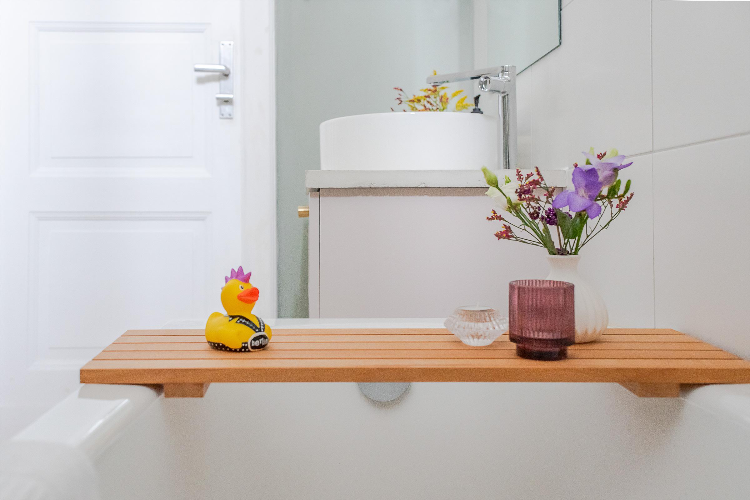 DIY Bath Caddy   Little House