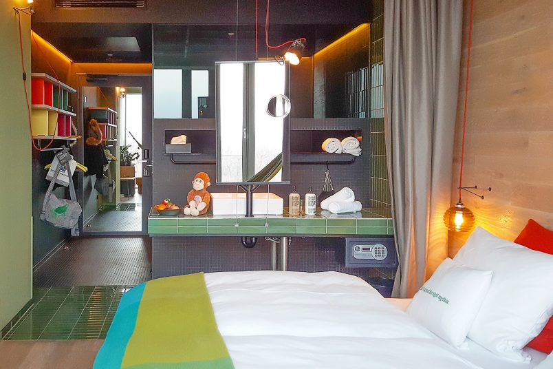 Jungle Room - 25Hours Hotel Bikini Berlin   Little House On The Corner
