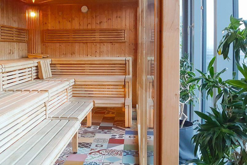 Sauna - 25Hours Hotel Bikini Berlin   Little House On The Corner
