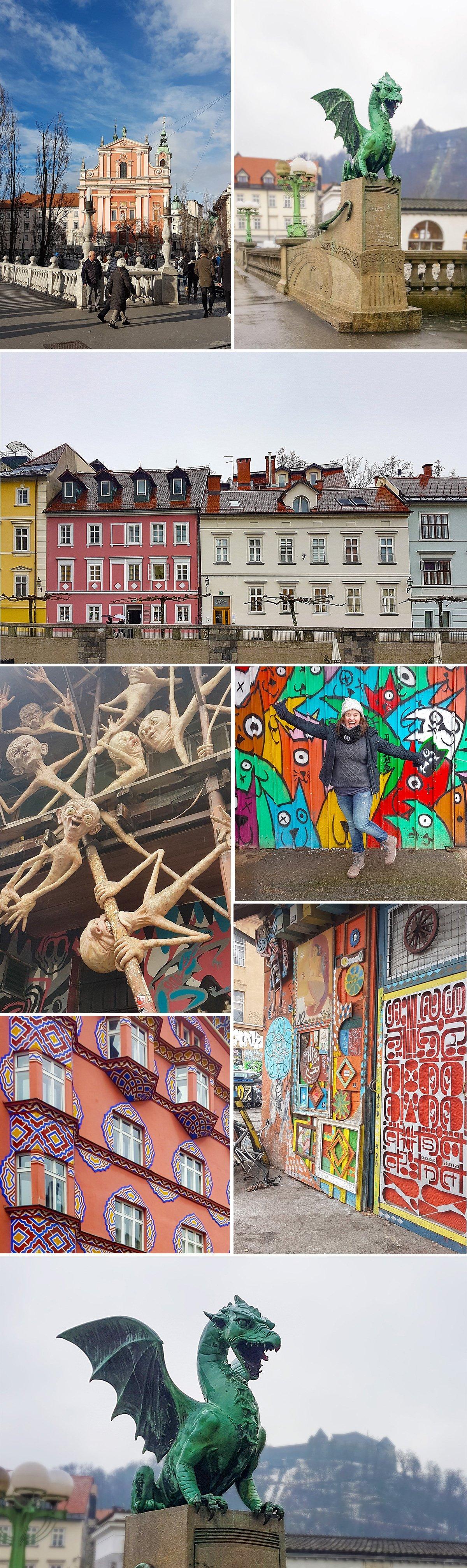 72 Hours In Ljubljana | Little House On The Corner