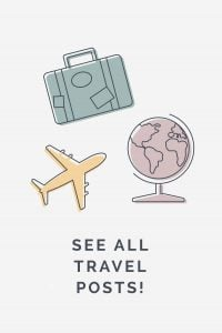 Travel Posts