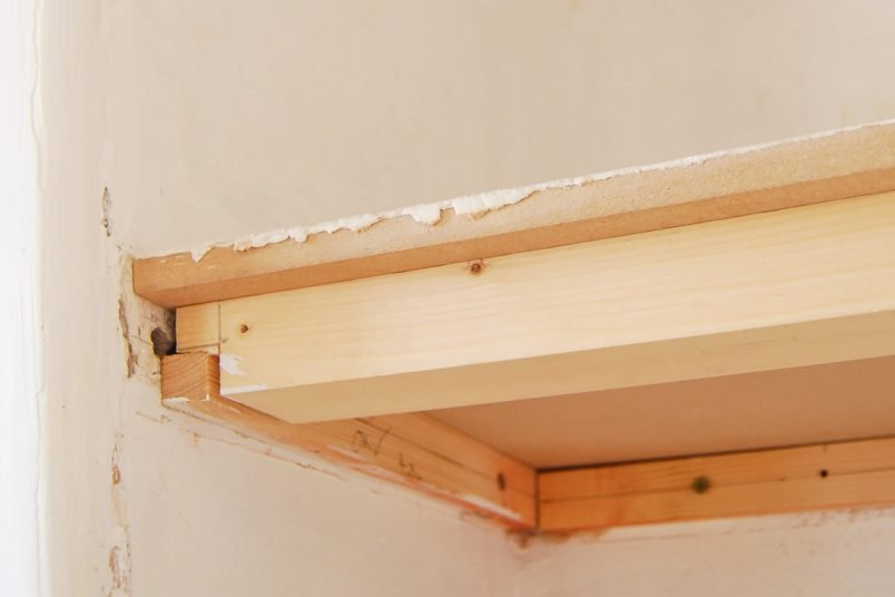 How To Build A Floating Shelf