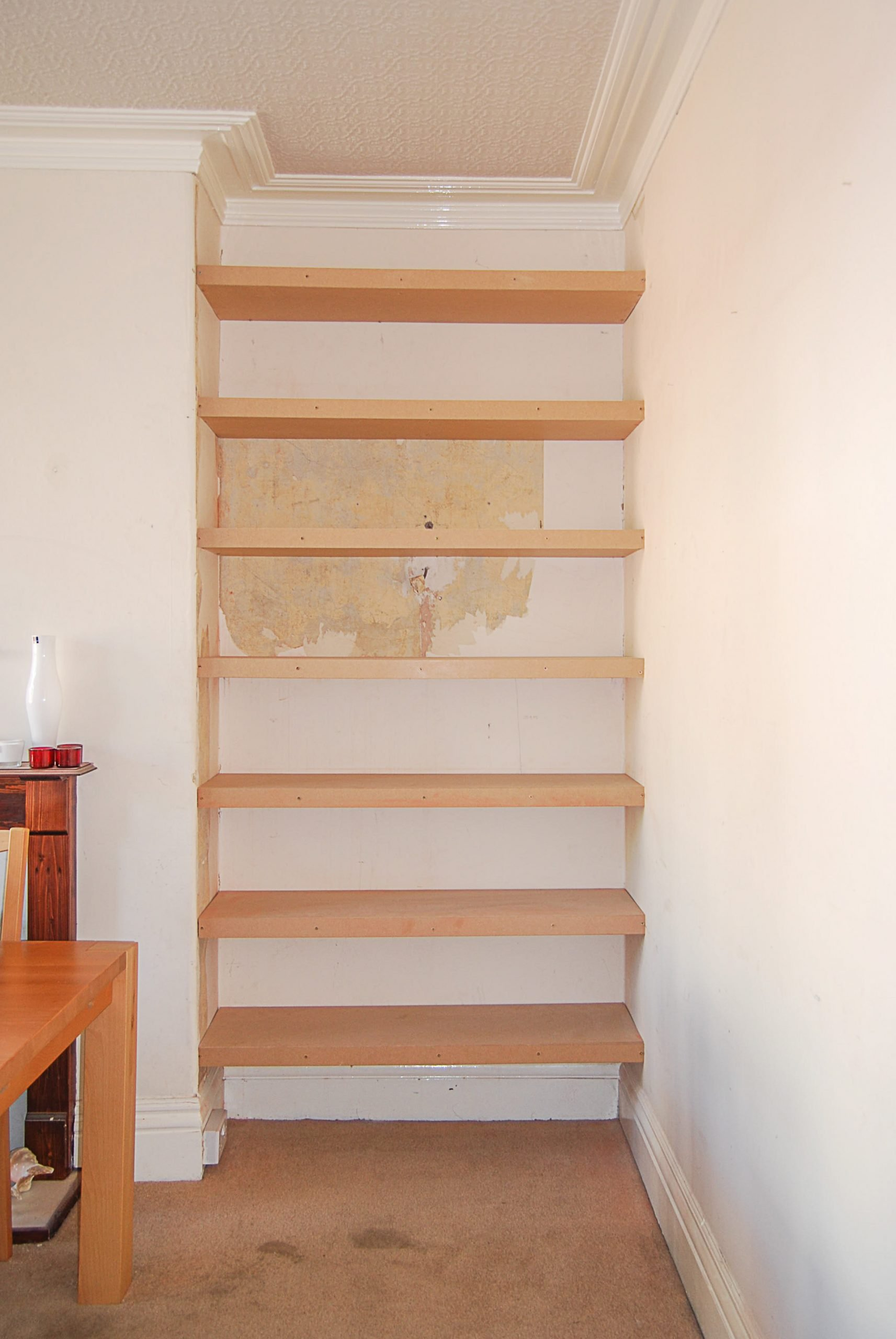5 Easy Ways To Build Floating Shelves Yourself (without ...
