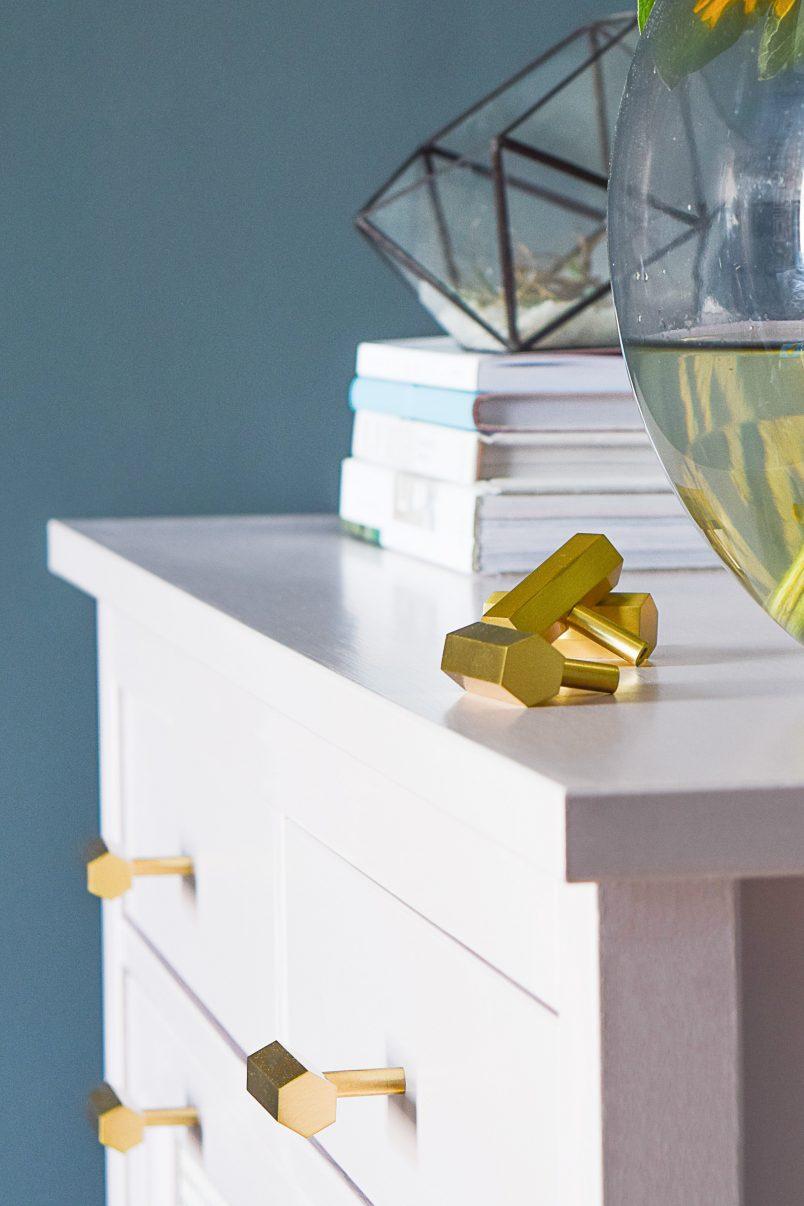 Pushka Home Brass Handles | Little House On The Corner