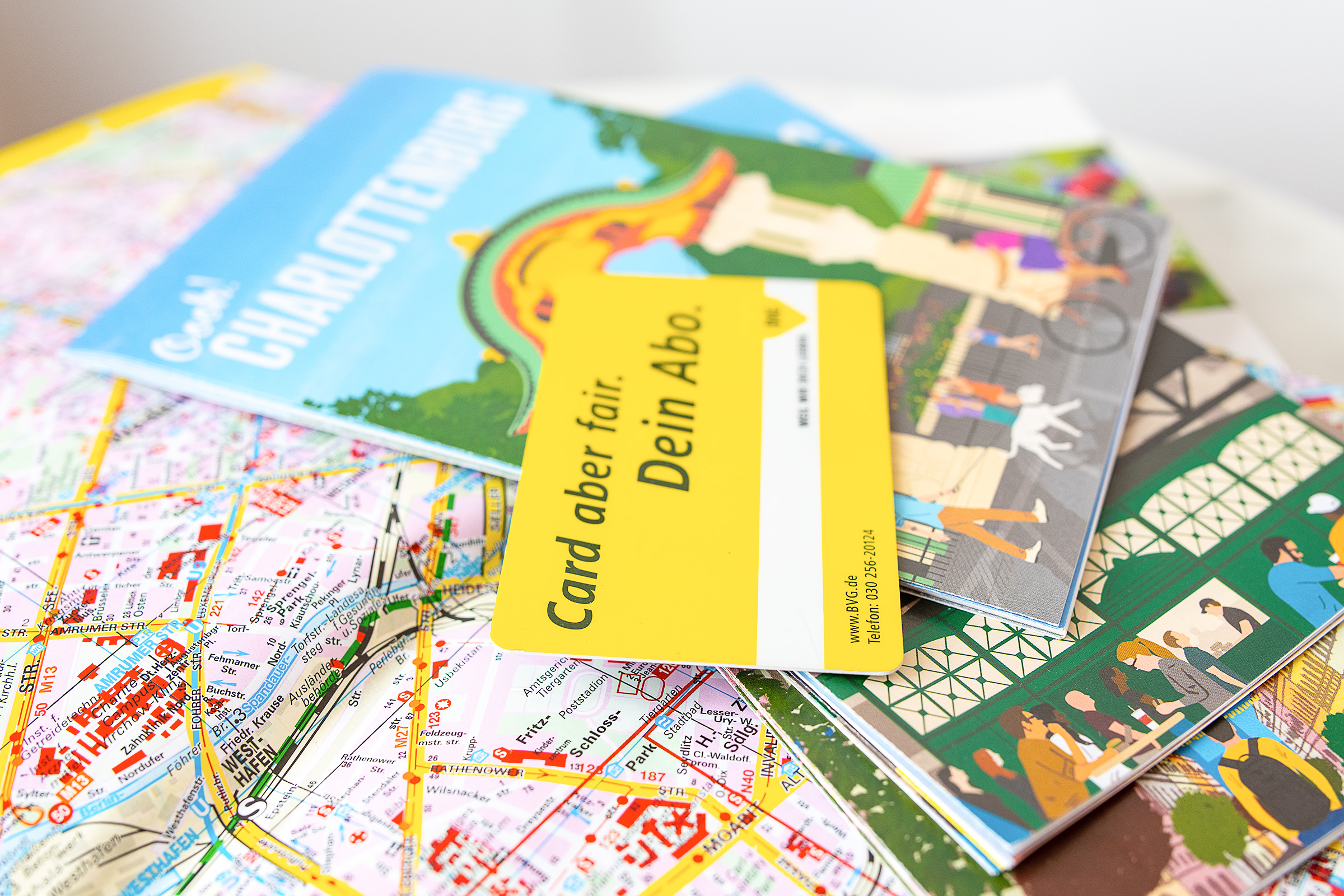 Guest Bedroom Essentials - Travel Guides and Maps