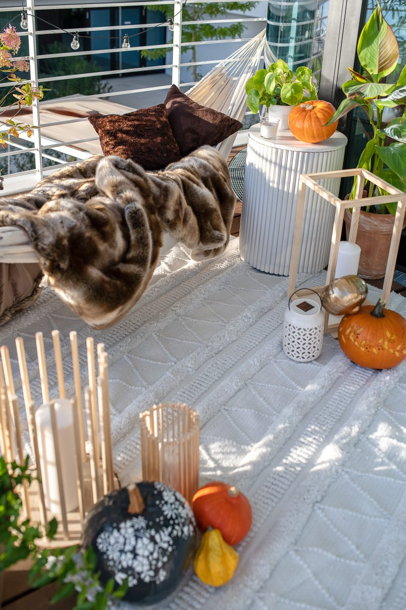3 Easy DIY Outdoor Lanterns - How To Create A Cosy Balcony