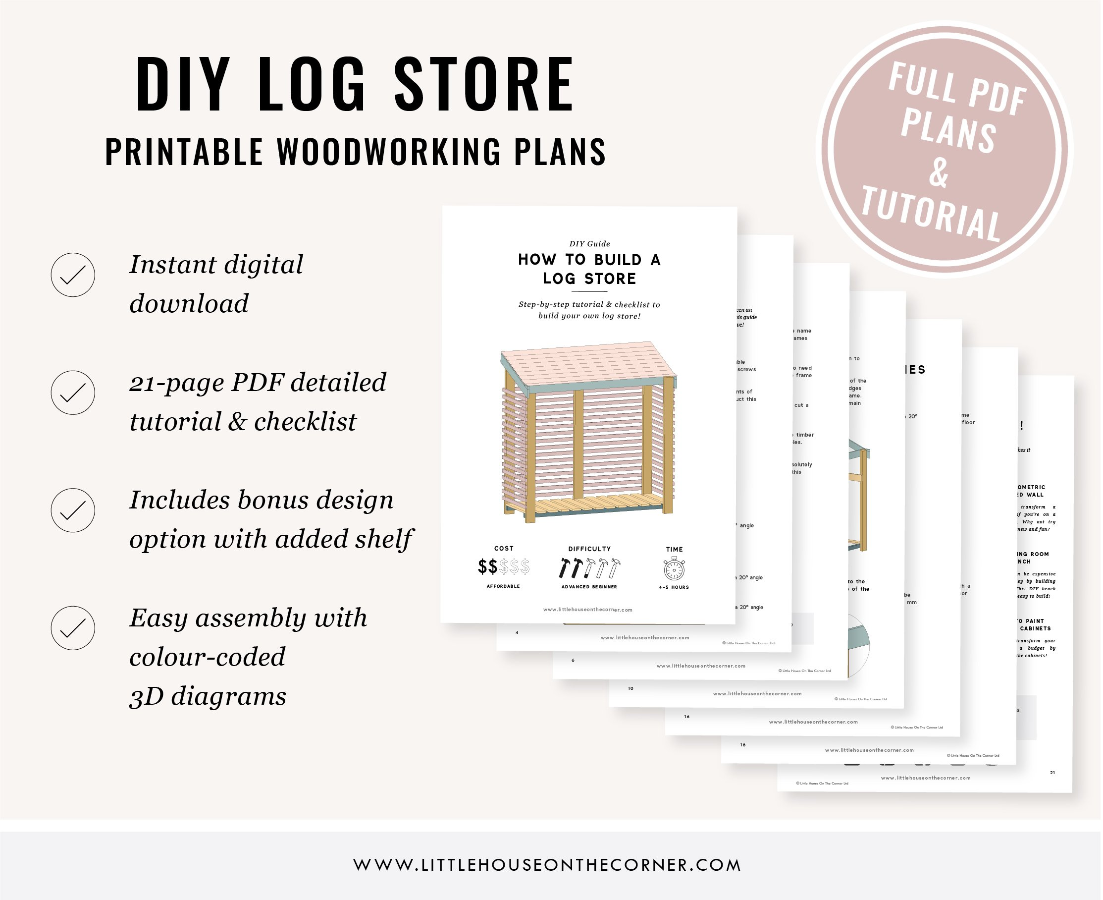Build Your Own Log Store