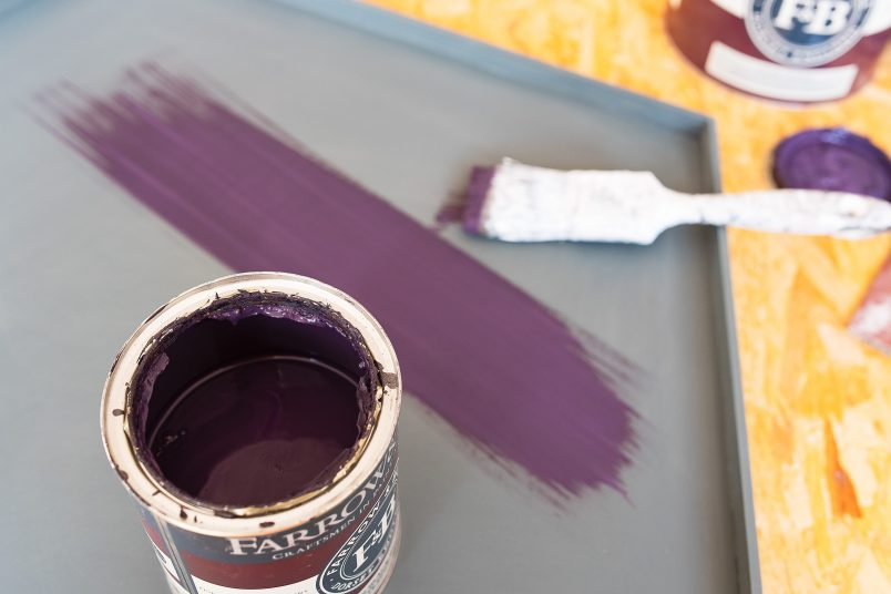 Paint DIY Serving Tray