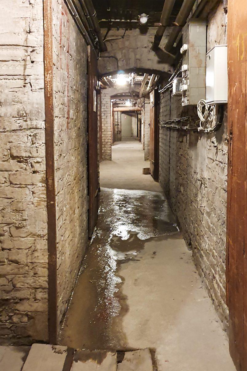 Cellar in Berlin