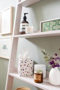 DIY Terrazzo Tissue Box Cover   Little House On The Corner